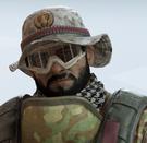 Maestro Concrete Jungle Headgear