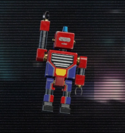 Retro Toy Bot Charm