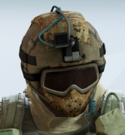 Fuze Quicksand Headgear