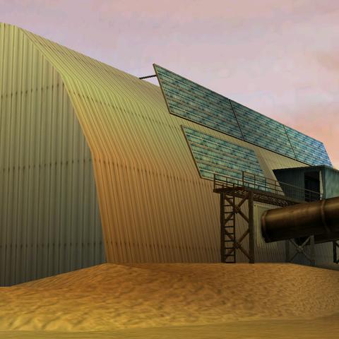 Oman Desalination Plant