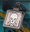 Smoke's Icon Charm