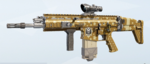 Blackbeard's Gift Weapon Skin