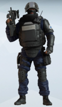Rook Default Uniform