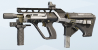 Halcyon Flux AUG A3 Skin