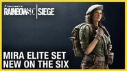 Rainbow Six Siege Mira Elite Set - New on the Six Ubisoft NA