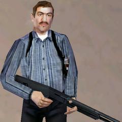 Russian Gangster