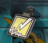 Bandit's Icon Charm