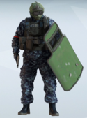 Fuze Gorodskoy Uniform