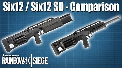 Six12 vs. Six12 SD - Rainbow Six - Siege