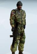 Thatcher Mountain Contingent Uniform