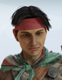 Amaru Default Headgear