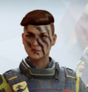 Finka Blood Orange Headgear