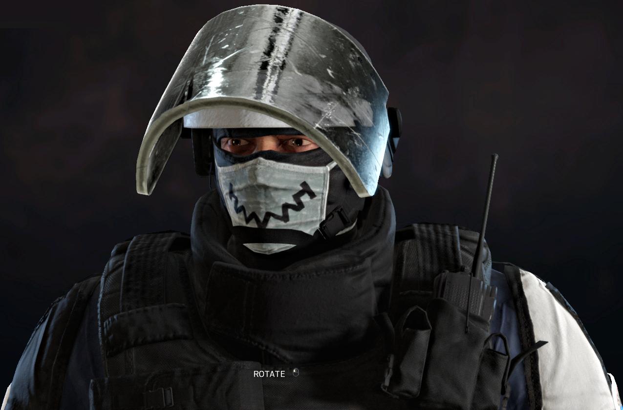 Rainbow Six Siege Gign Operators: Image - Doc Hypochondriac.png