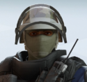 Doc CE Woodland Headgear