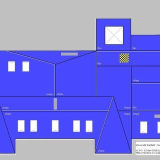 Bartlett U. - Roof