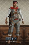 Amaru Bold Rebel Uniform