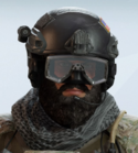 Blackbeard Seahawk Headgear