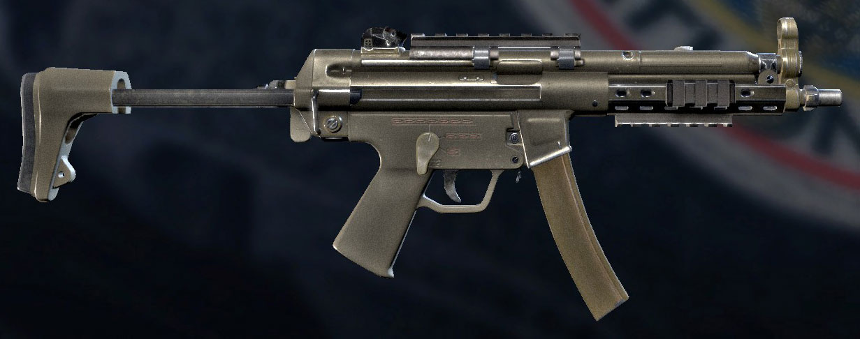 Image result for rainbow six siege MP5