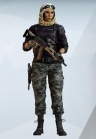 Nomad Tar Brush Uniform