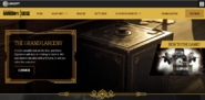 R6 Siege Website Grand Larceny