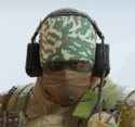 Glaz Russian Taiga Headgear