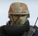 Rook Saharan Courage Headgear