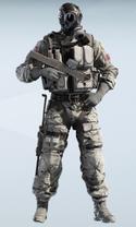Smoke MTP Alpine Uniform