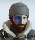 Buck Fleurdelise Headgear