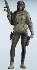 Ela Arabian Desert Uniform