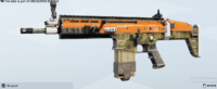 Measured MK17 Skin
