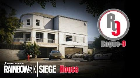 Rainbow Six - Siege- House Map Guide