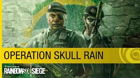 Tom Clancy's Rainbow Six Siege - Operation Skull Rain Trailer US