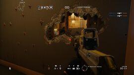Bullet Penetration