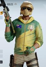 Competitor Mozzie 20 Uniform