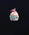 Rose Water Cupcake