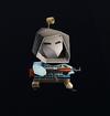 White Mask Charm