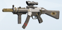 Celerity MP5SD Skin