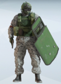 Fuze Hailstorm Uniform