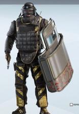 Montagne Banderillero Uniform