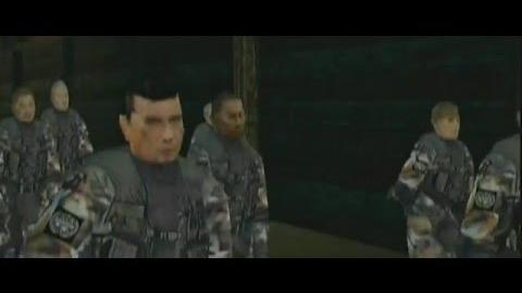 Tom Clancy's Rainbow Six Rogue Spear Ending
