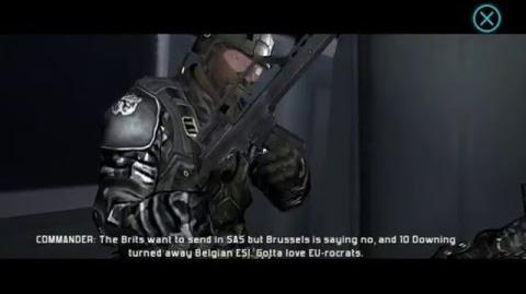 Tom Clancy's Rainbow Six Shadow Vanguard mission 1 intro