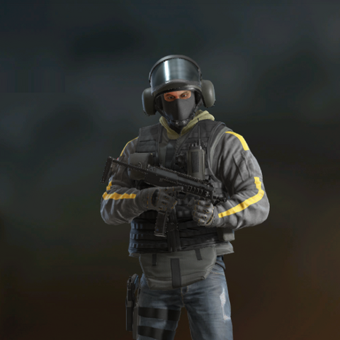 Bandit armed with <a href=