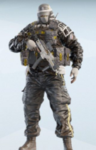 Kapkan Space Age Uniform