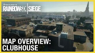 Rainbow Six Siege Clubhouse Map Overview Ubisoft NA