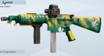 Competitor Mozzie 20 Weapon Skin