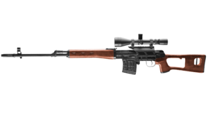 Dragunov SVD High Resolution