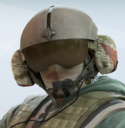 Jager Splittermuster Headgear