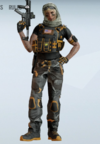 Valkyrie Mission Blacksmith Uniform