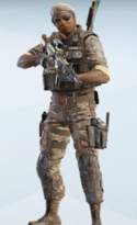 Capitao Loreto Uniform