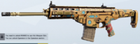 Henna Varnish ARX200 Skin